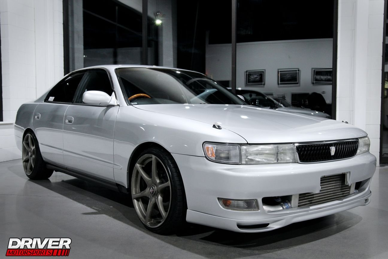 1994 toyota jzx90 chaser 1jz gte r154