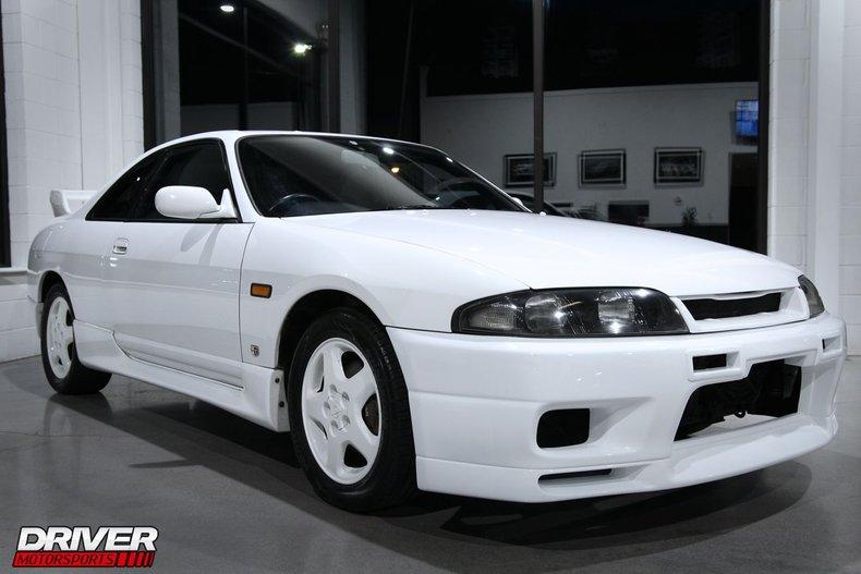 1993 Nissan R33 Skyline GTS-T