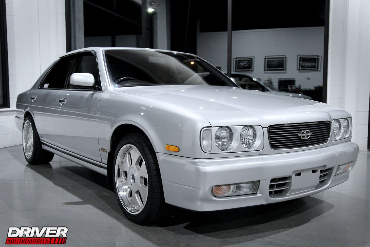 1993 nissan gloria gt ultima turbo