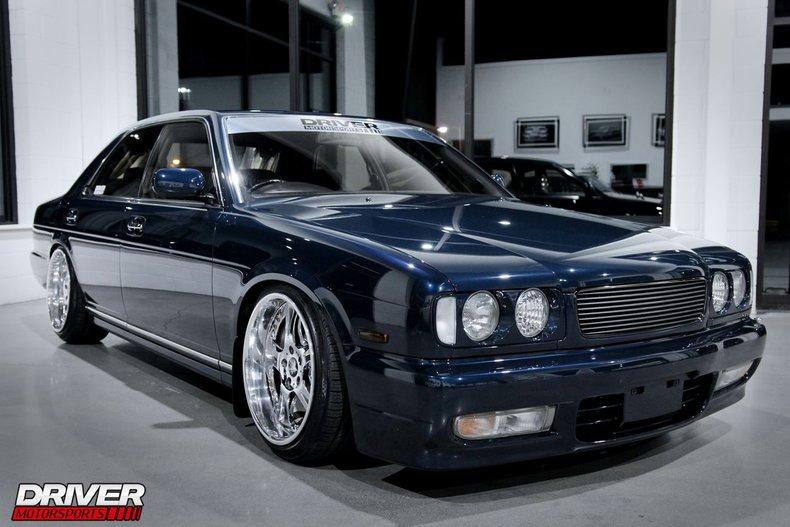 1993 Nissan VIP Y32 Gloria