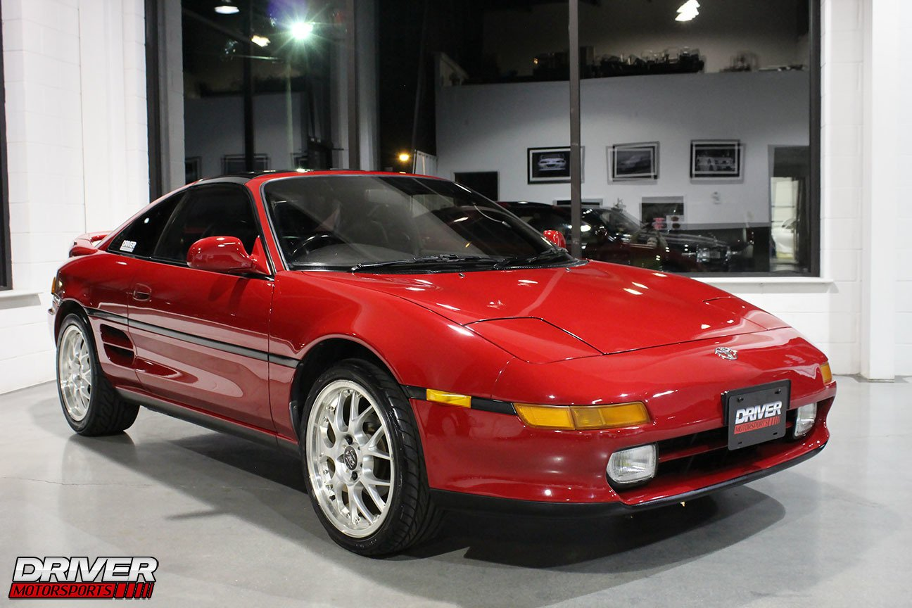 1990 toyota mr2 gt