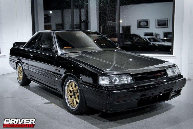 1989 Nissan Skyline R31