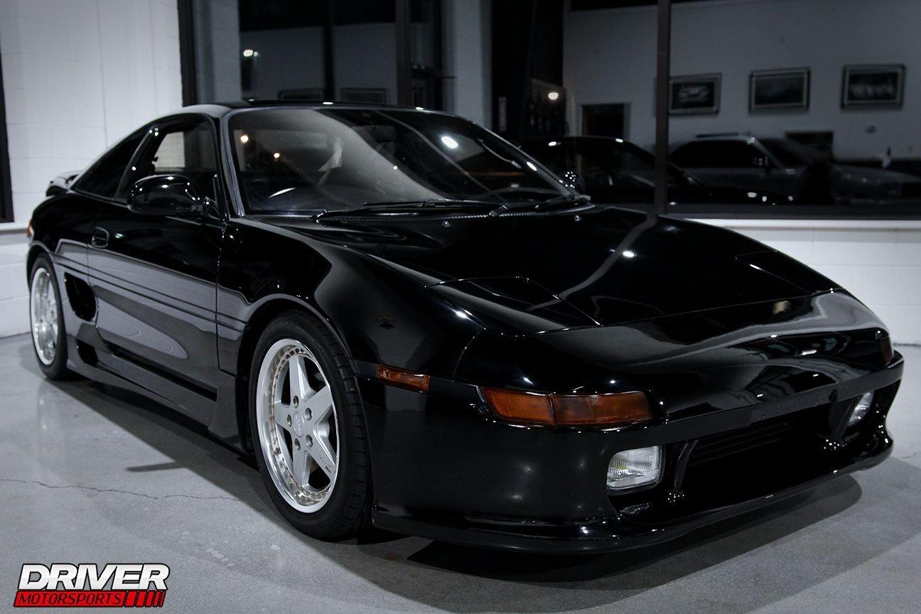 1990 toyota sw20 mr2 gt turbo