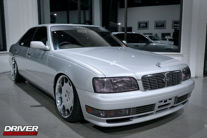 1995 Nissan VIP Y33 Gloria Brougham
