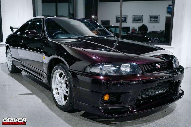 1995 Nissan R33 Skyline GTR