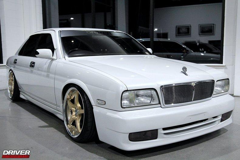 1995 Nissan Y32 Cima Turbo