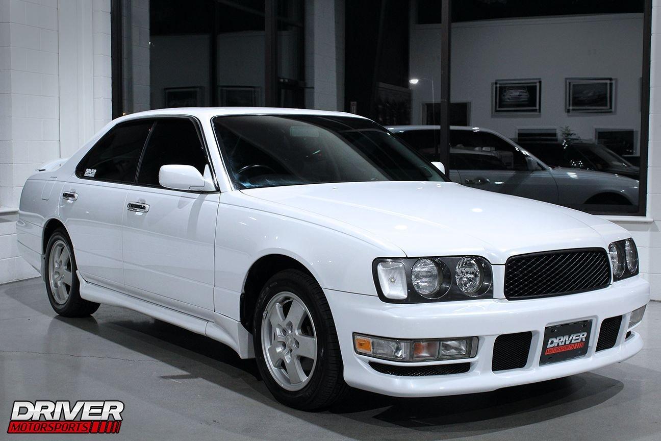 1996 nissan y33 gloria gt ultima turbo