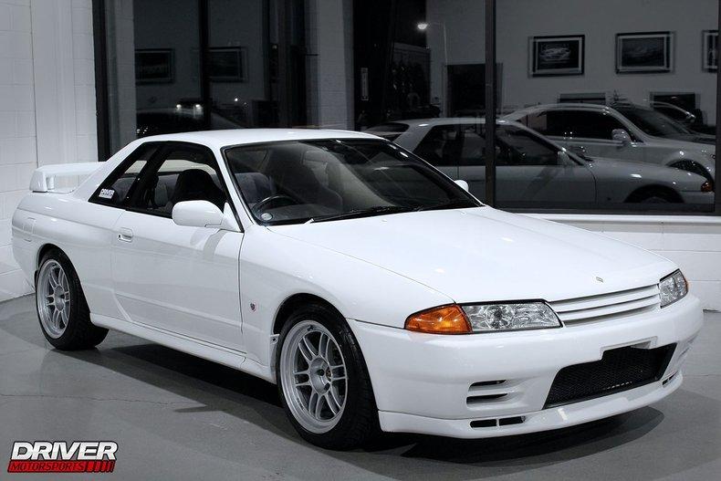 1993 Nissan R32 Skyline GTR