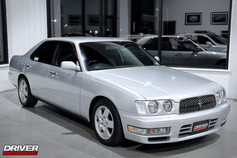 1995 Nissan VIP Y33 Cedric
