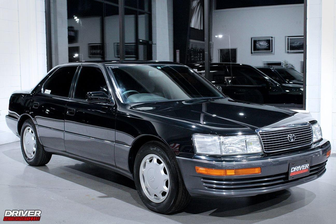 1993 toyota celsior ucf11