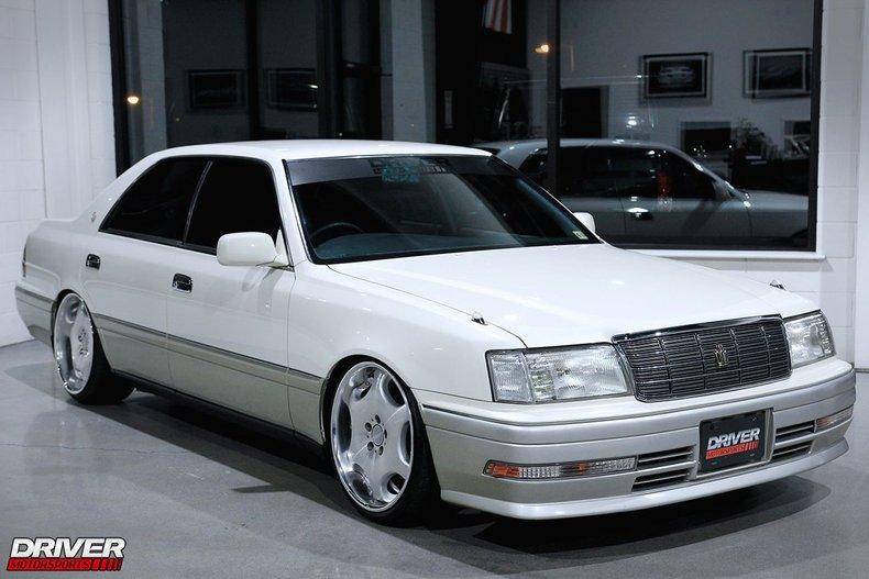 1996 Toyota Crown Royal Saloon