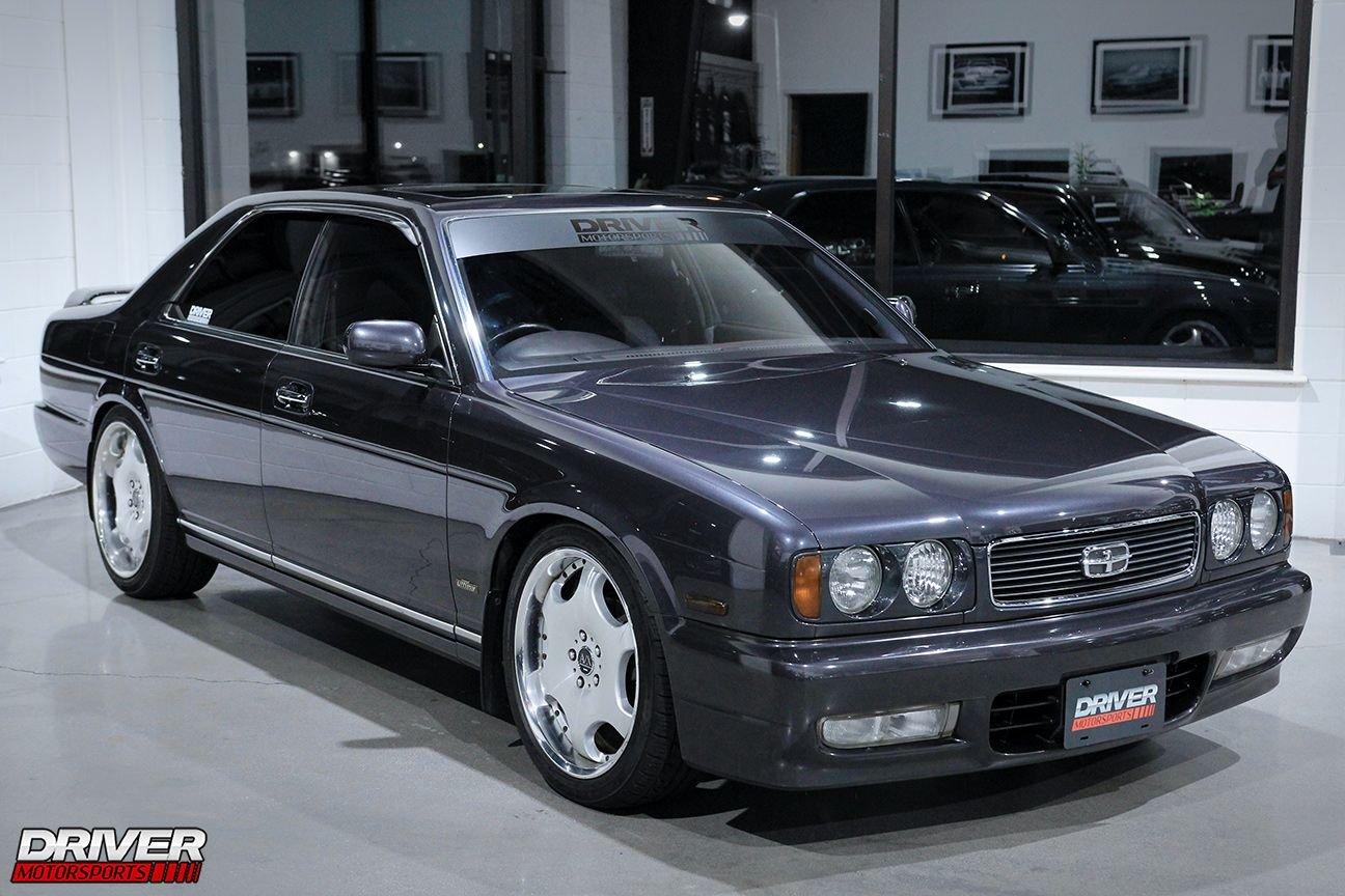 1992 nissan y32 gloria turbo