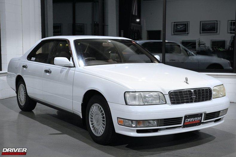 1996 Nissan Cedric Brougham