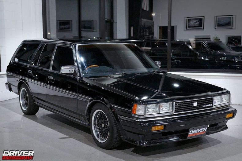 1996 Toyota Mark II Wagon