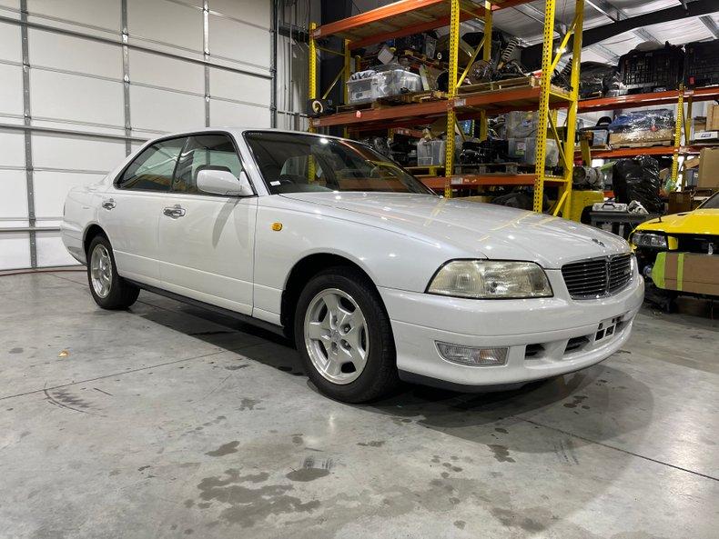 1996 Nissan Leopard