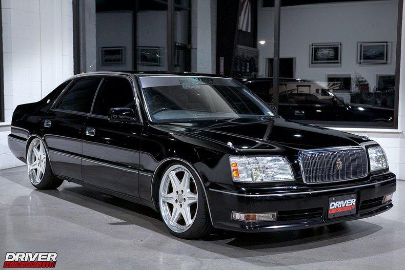 1996 Toyota Crown Majesta