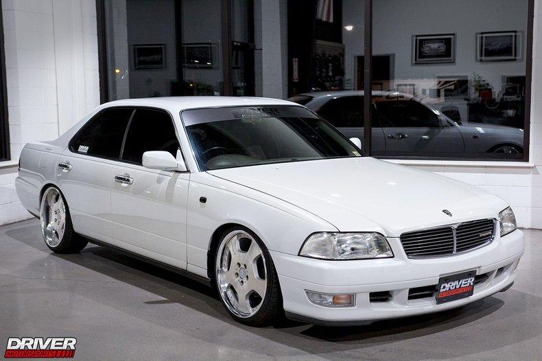 1996 Nissan Leopard VIP