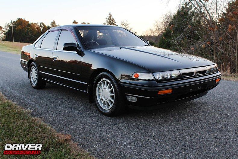 1989 Nissan A31