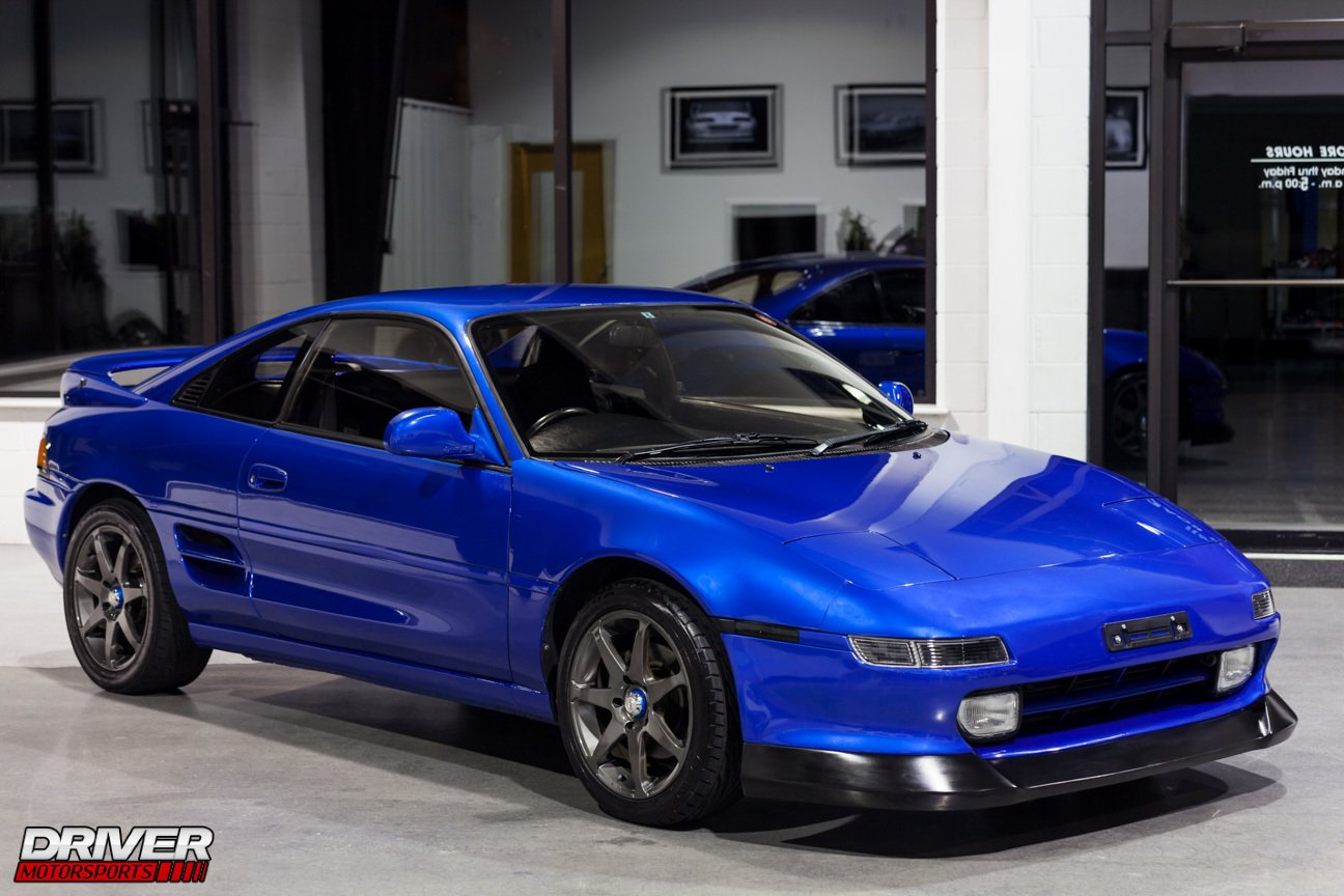 1992 toyota mr2 gt s