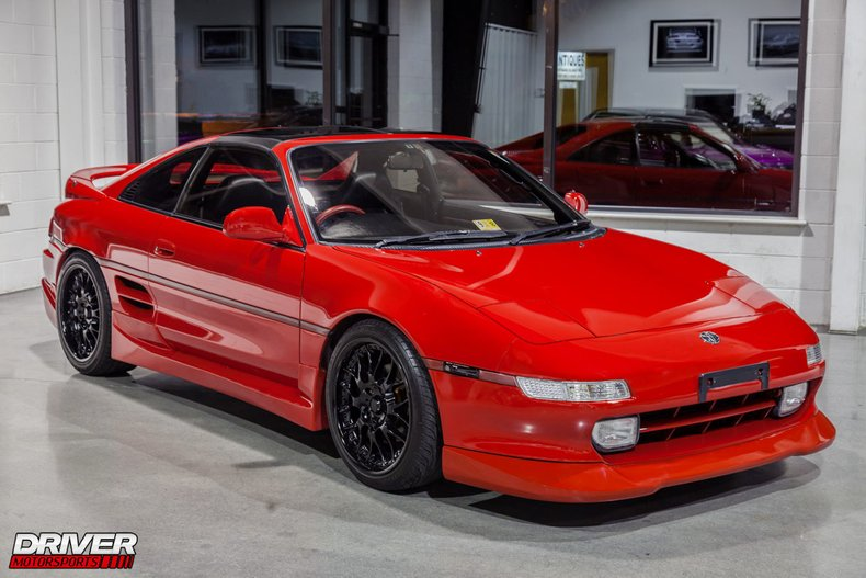 1992 Toyota MR2 For Sale