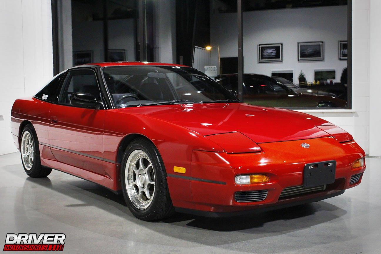 1992 nissan 180sx 180sx