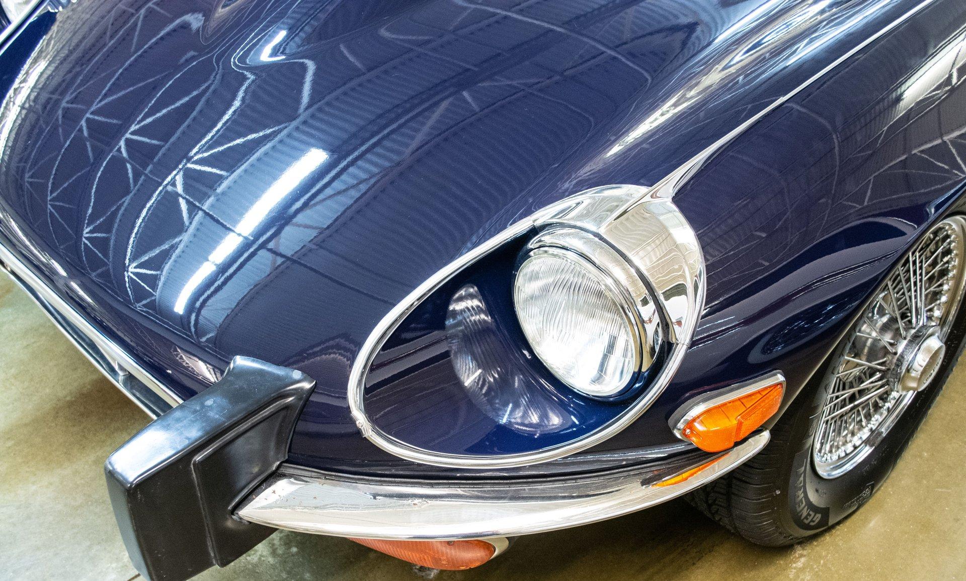 1974 jaguar e type