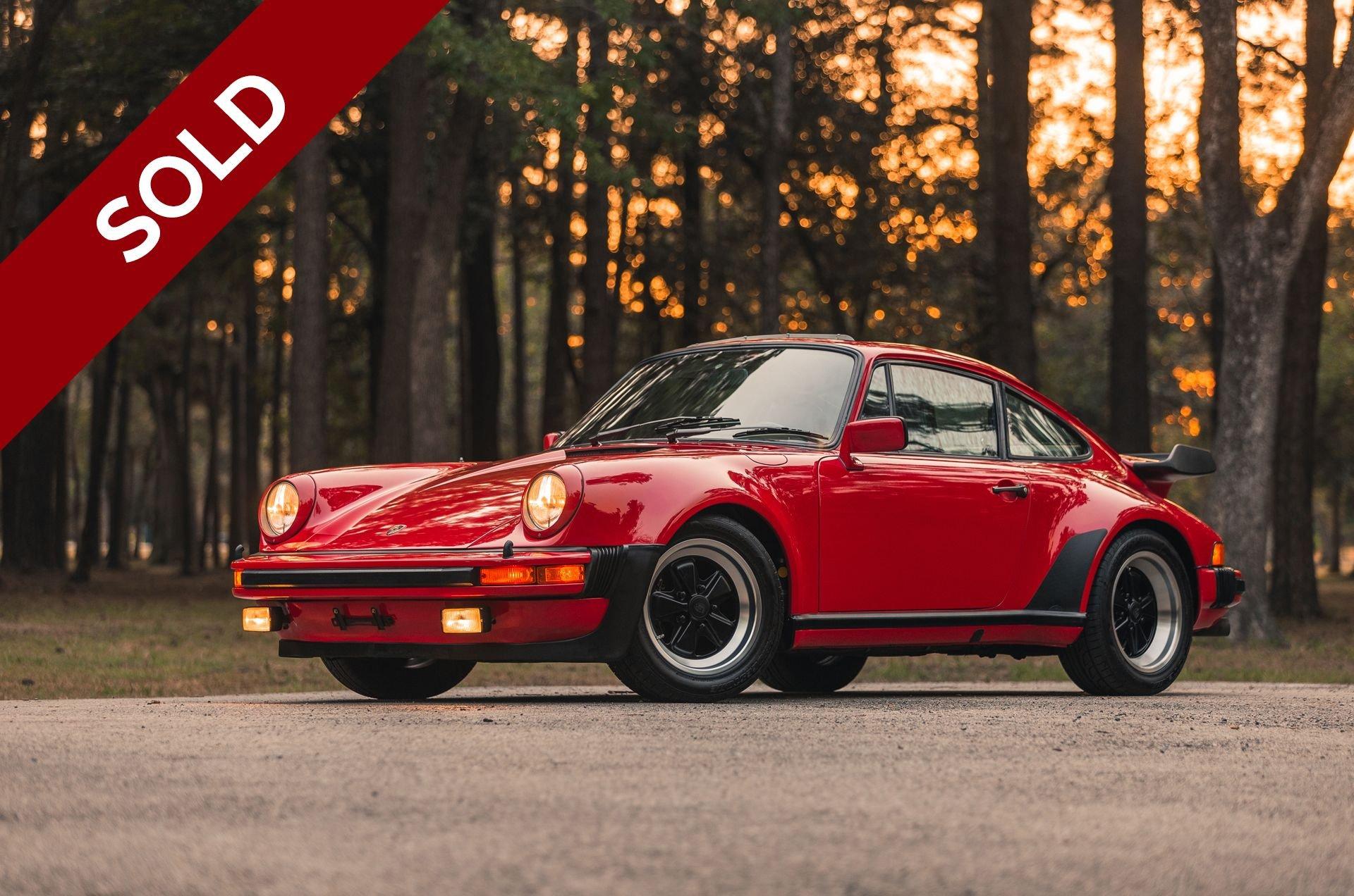 Sold 1978 porsche 911 turbo