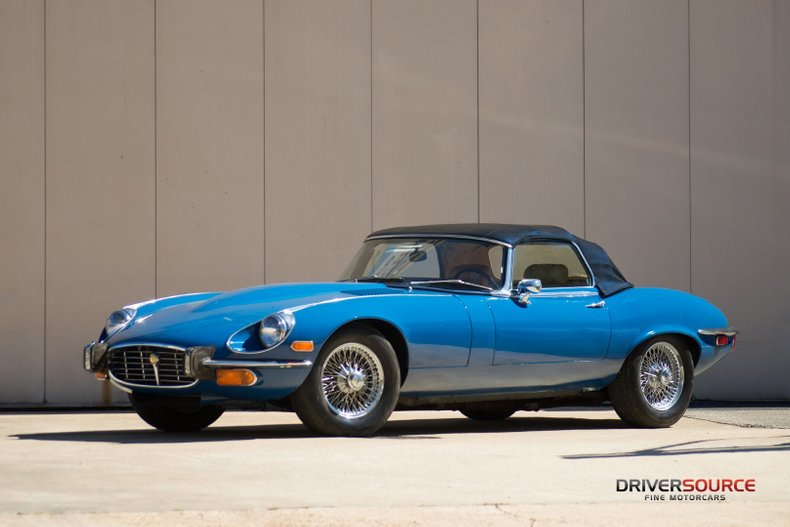 1973 Jaguar E-Type OTS