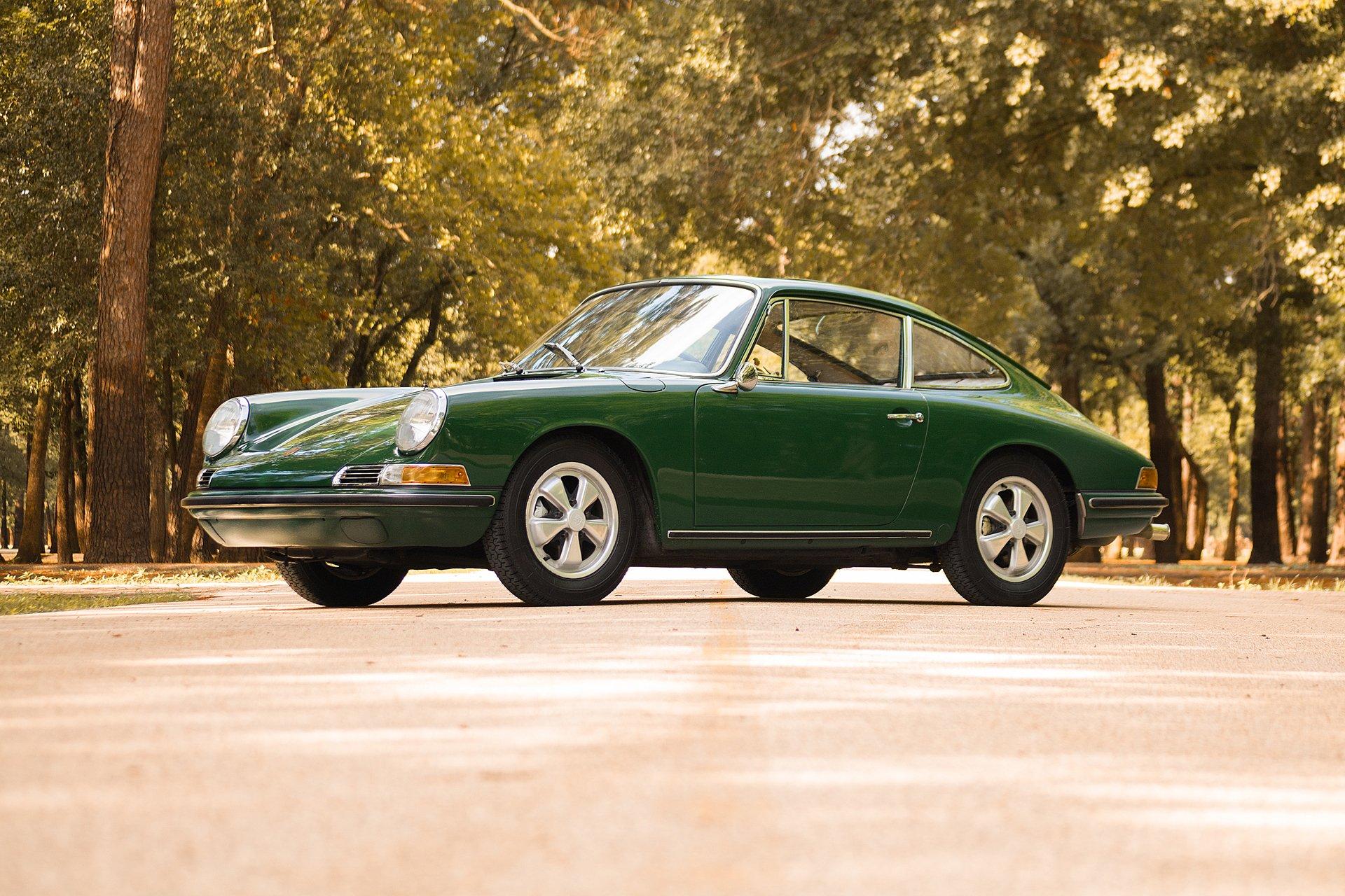 1967 Porsche 911s Driversource Fine Motorcars Houston Tx