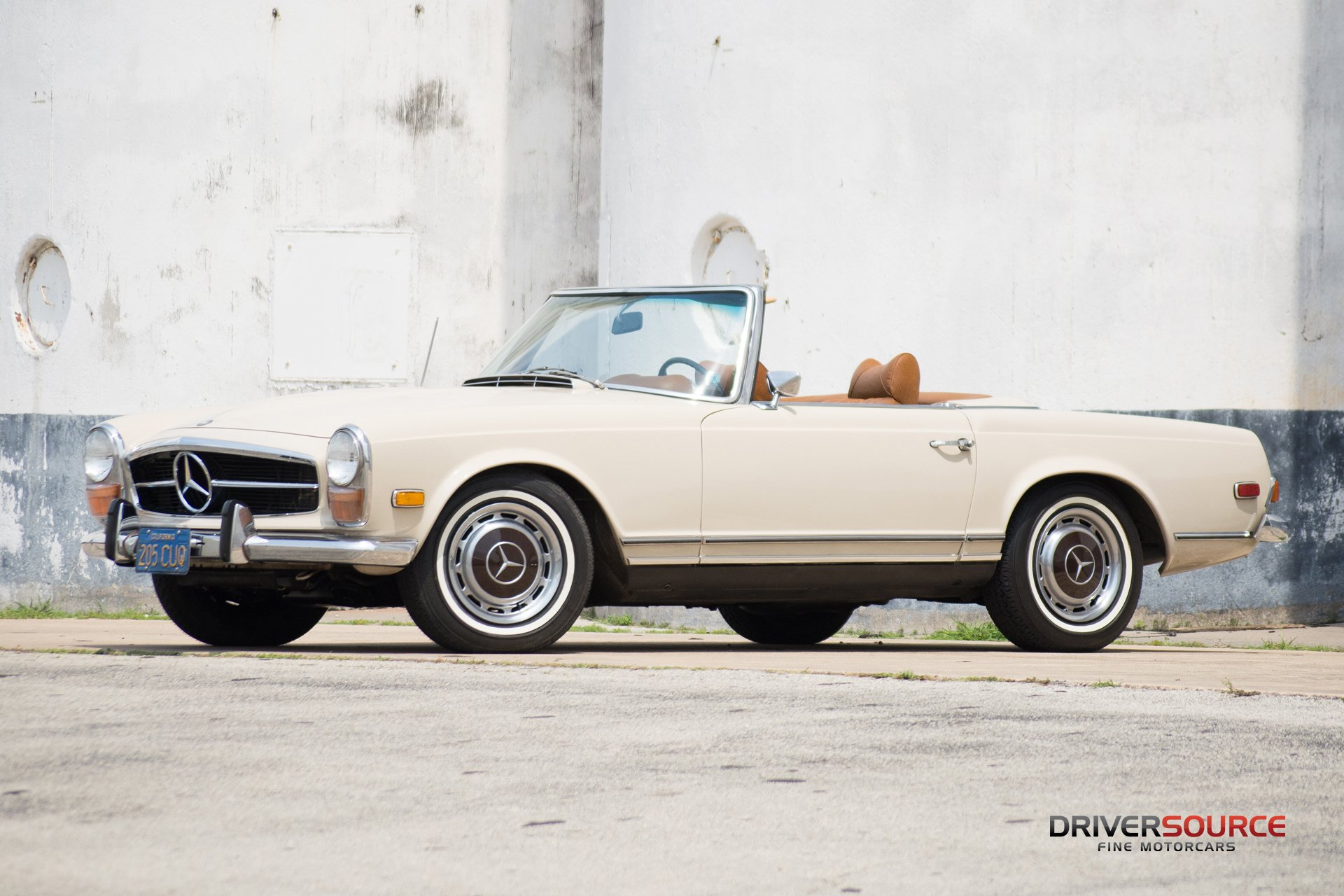 1971 mercedes benz 280 sl