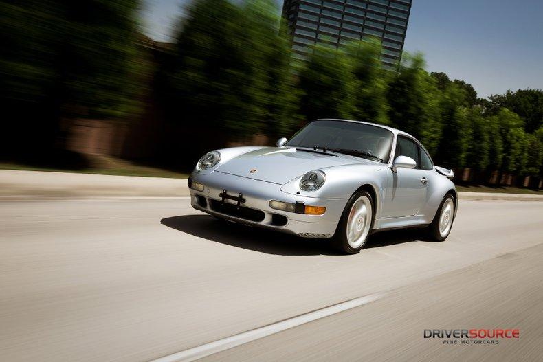 1996 Porsche 993 Turbo