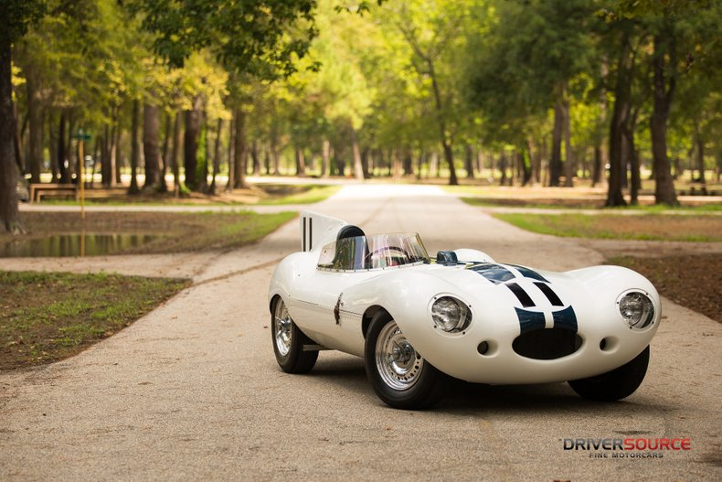 1964 Jaguar D-Type