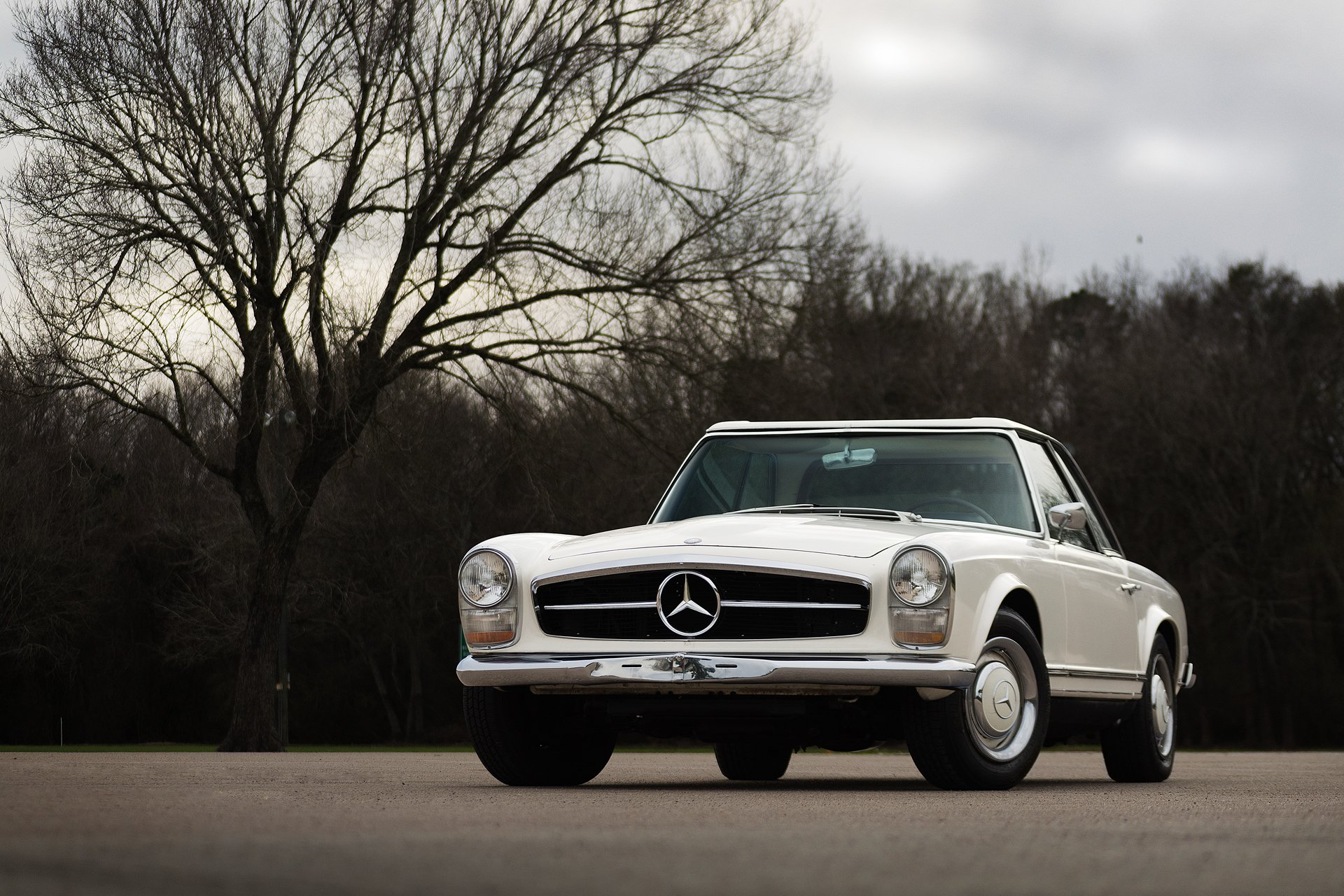 1967 mercedes benz 250sl