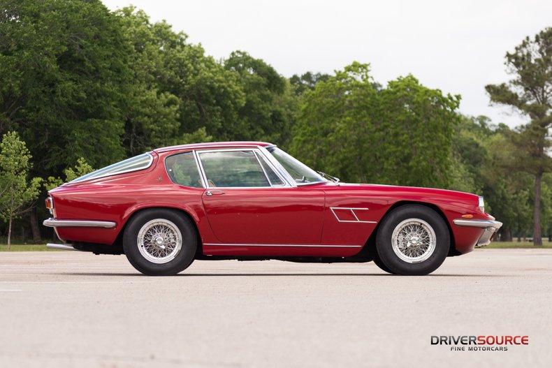 1967 Maserati Mistral | DriverSource : Fine Motorcars | Houston, TX
