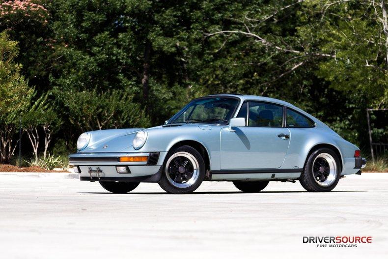 1988 Porsche 911 >> 1988 Porsche 911 Driversource Fine Motorcars Houston Tx