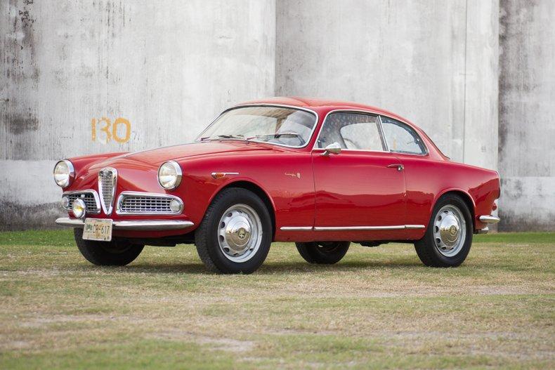 1959 Alfa Romeo Sprint