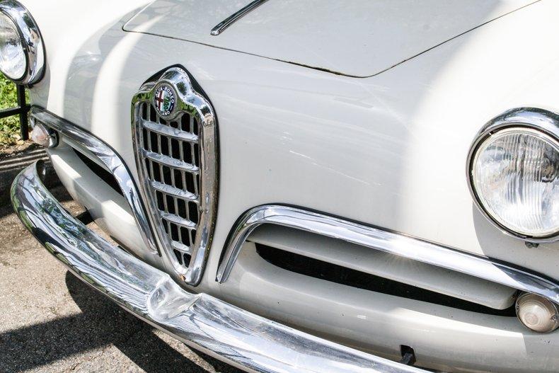 1958 Alfa Romeo Sprint Veloce