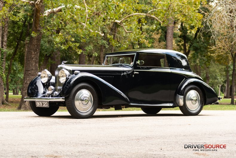 1937 Bentley 4.25 Liter FHC