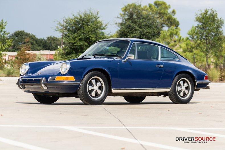 1972 Porsche 911T