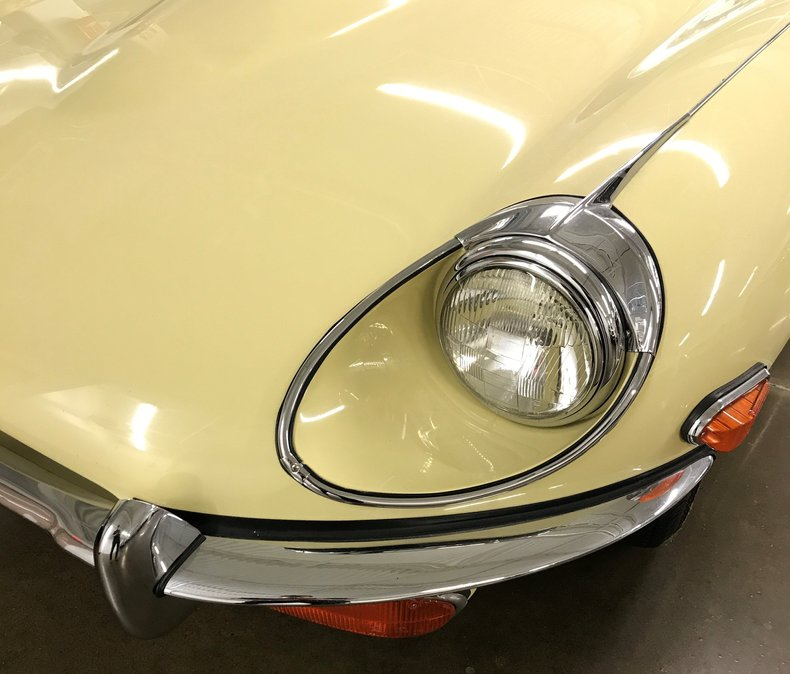 1970 Jaguar E-Type OTS