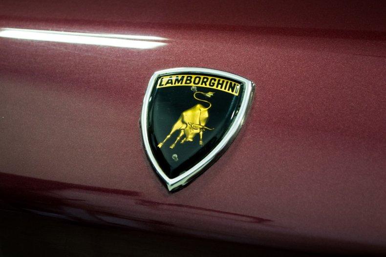 1974 Lamborghini Jarama