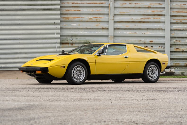 1979 Maserati Merak SS