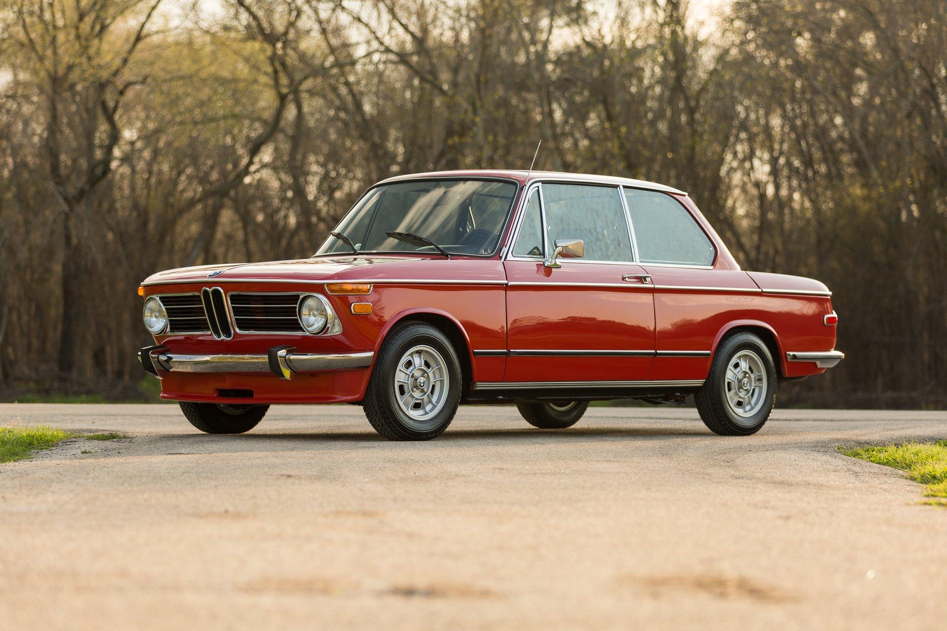 1972 bmw 2002tii