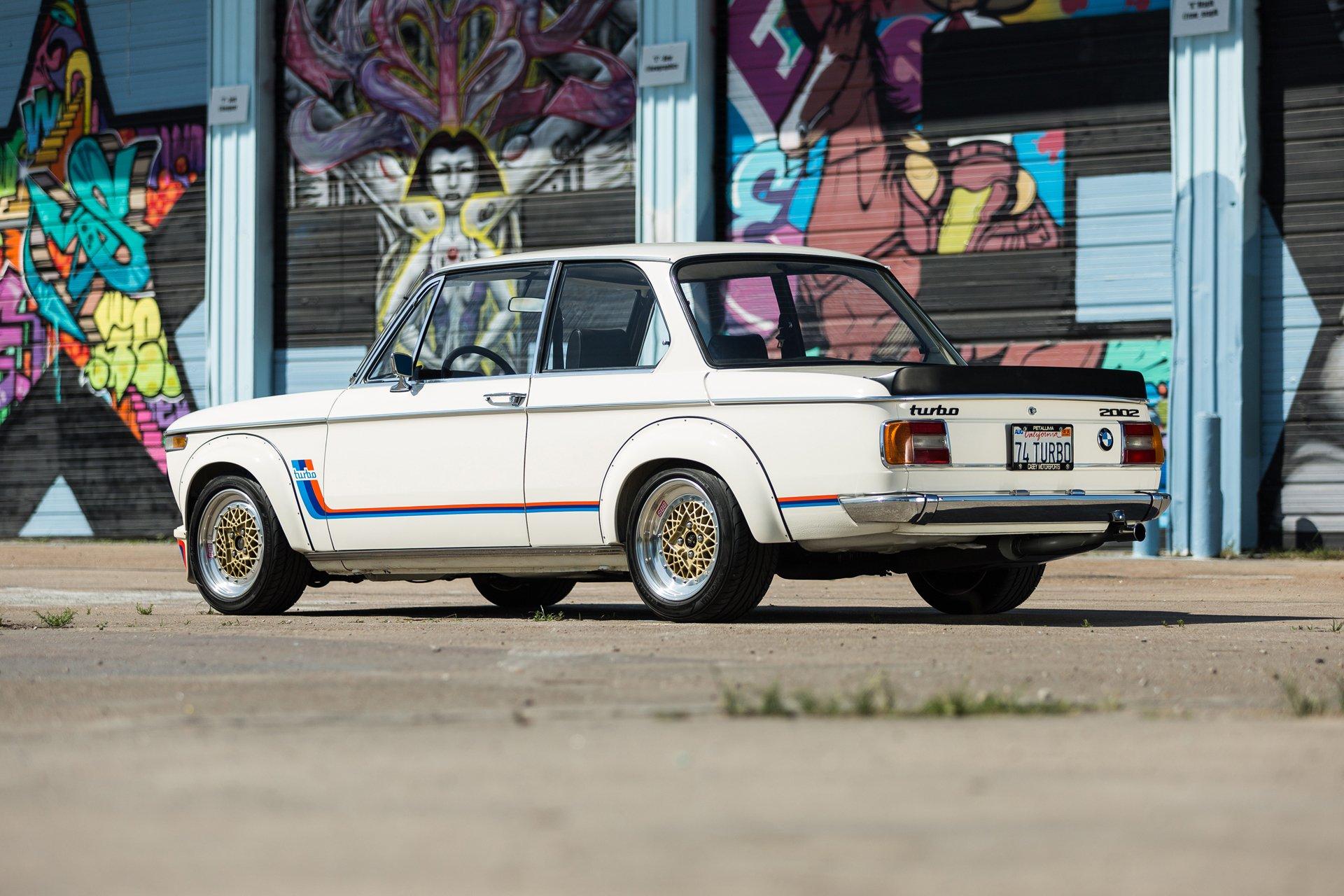 1974 Bmw 2002 Turbo For Sale 100894 Mcg
