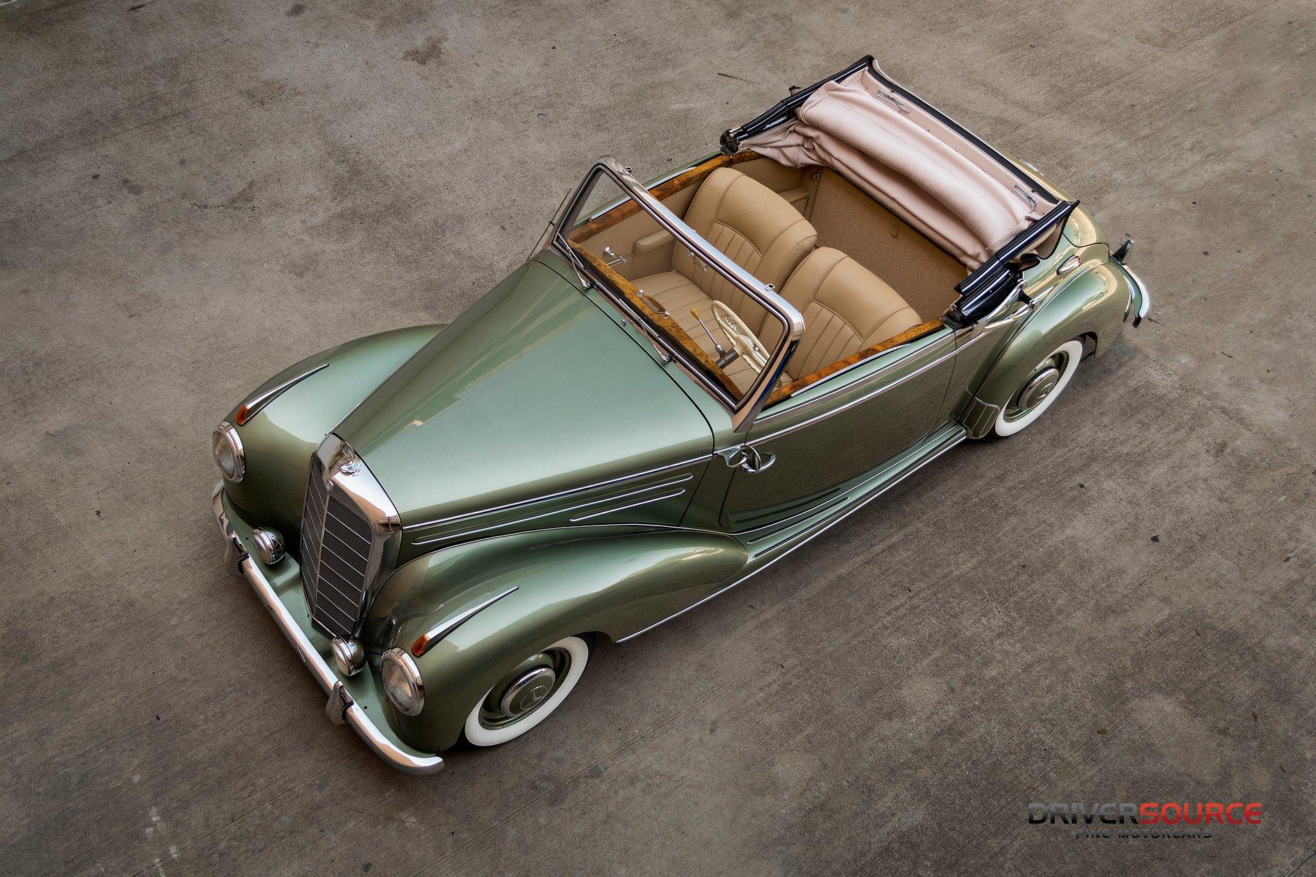 1954 mercedes benz 220a