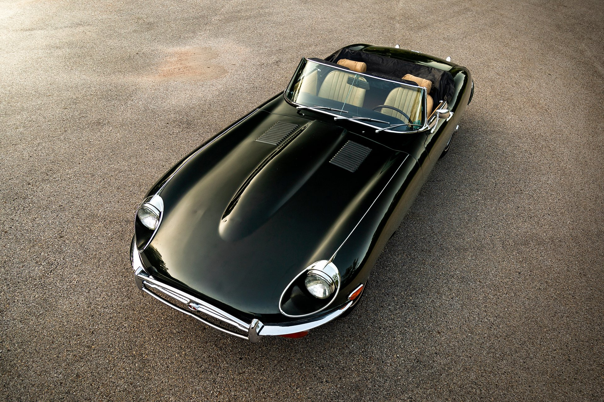 1969 jaguar e type ots