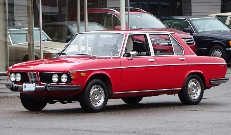 1973 BMW Bavaria