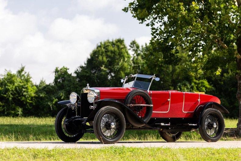 1924 Fiat 519S TORPEDO SPORT SPECIALE