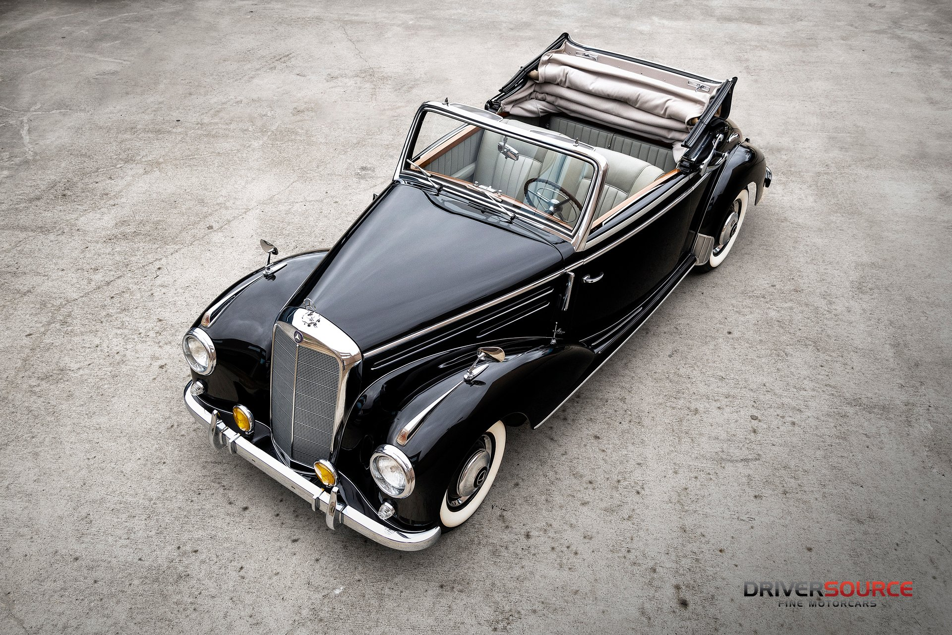 1953 mercedes benz 220a