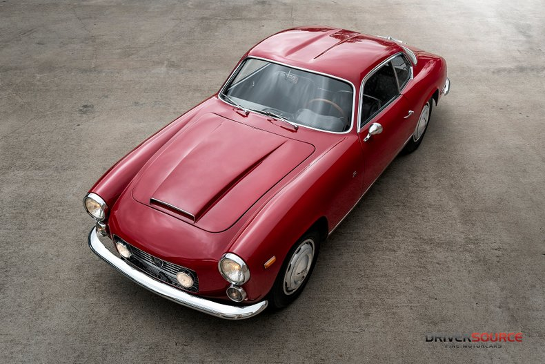 1963 Lancia Flaminia Sport Zagato